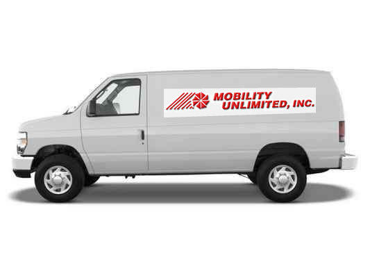 Mobility Unlimited Service Van