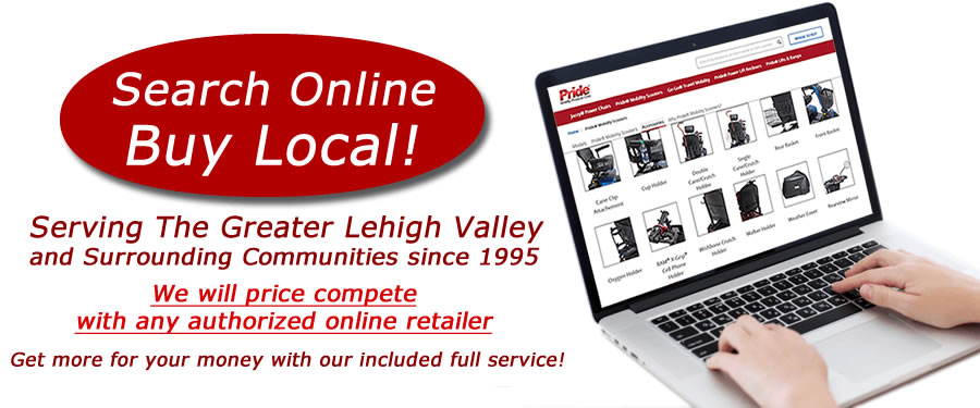 Search Online Buy Local