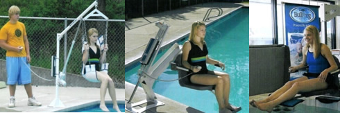 Pool Spa Lifts