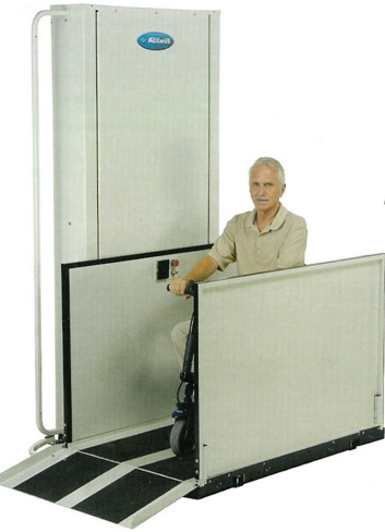 Verticle Platform Lift